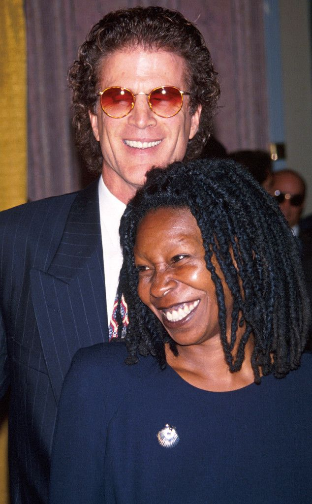 Ted Danson & Whoopi Goldberg from They Dated? Surprising Star Couples | E! Online