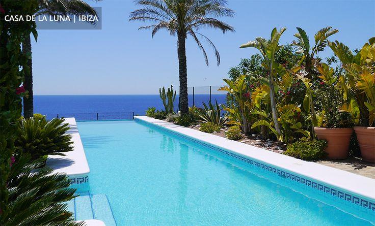 CASA DE LA LUNA   IBIZA Infinity-Pooloase