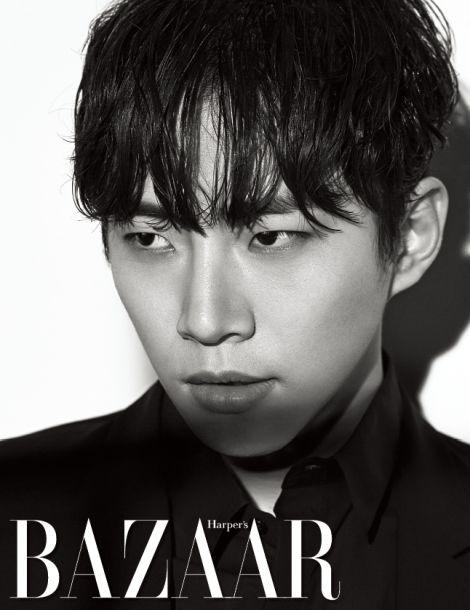 Lee Junho 2PM Tampil Lebih Dewasa di Majalah HARPERS BAZAAR