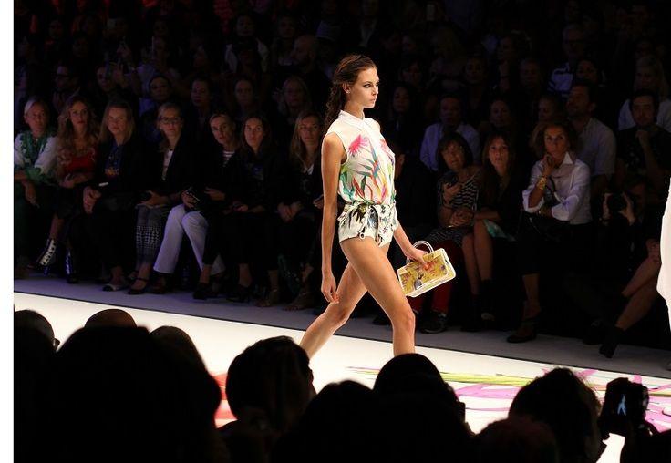 #Fashion-ivabellini #Milan Fashion Week just cavalli primavera estate 2013