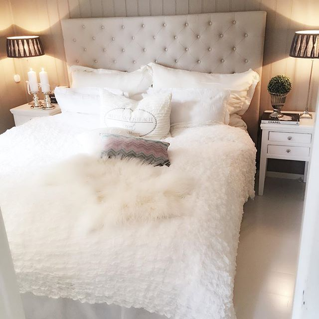 Bedroom Decorating Ideas Simple Bedroom Accessories Online Paris Bedroom Wall Decor Bedroom Ideas Modern: 159 Best Images About White Beds On Pinterest