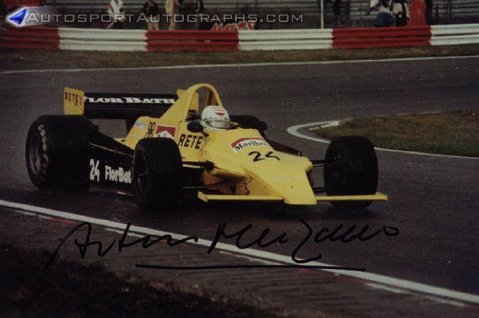 Arturo Merzario, Zandvoort 1979, Merzario A4