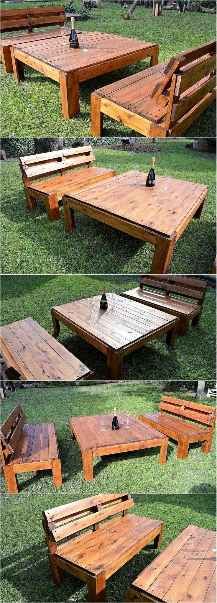 pallet outdoor furniture plans. awesome pallet wooden furniture plans outdoor