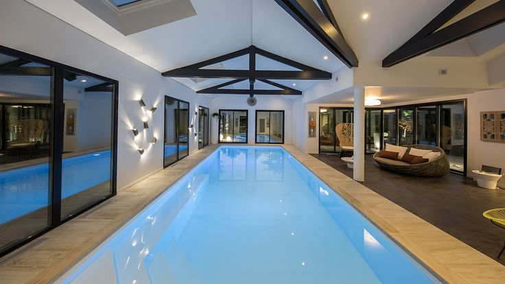 62 best piscines int rieures images on pinterest flat for Piscine 62