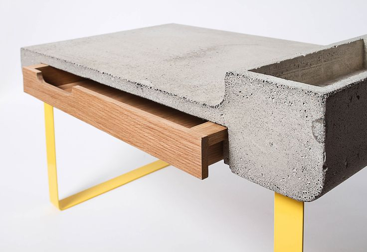 A tray table by Domus
