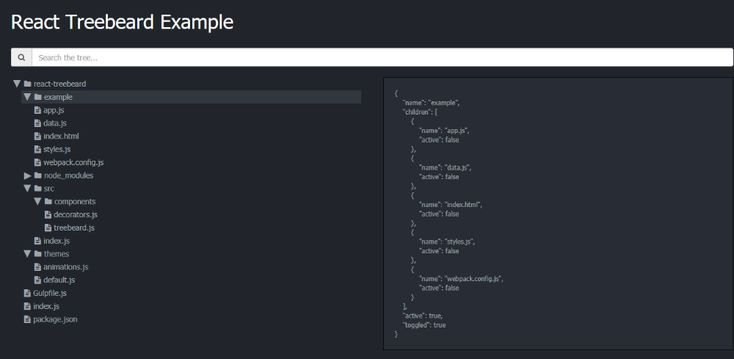 React Tree View Component Examples With Code