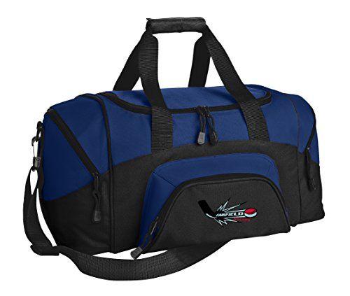Customized Hockey Team Gym Bag  b3437784f015e
