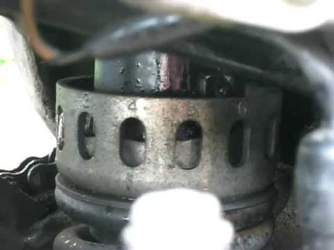 How to change the rear pre-load on your ZXR250
