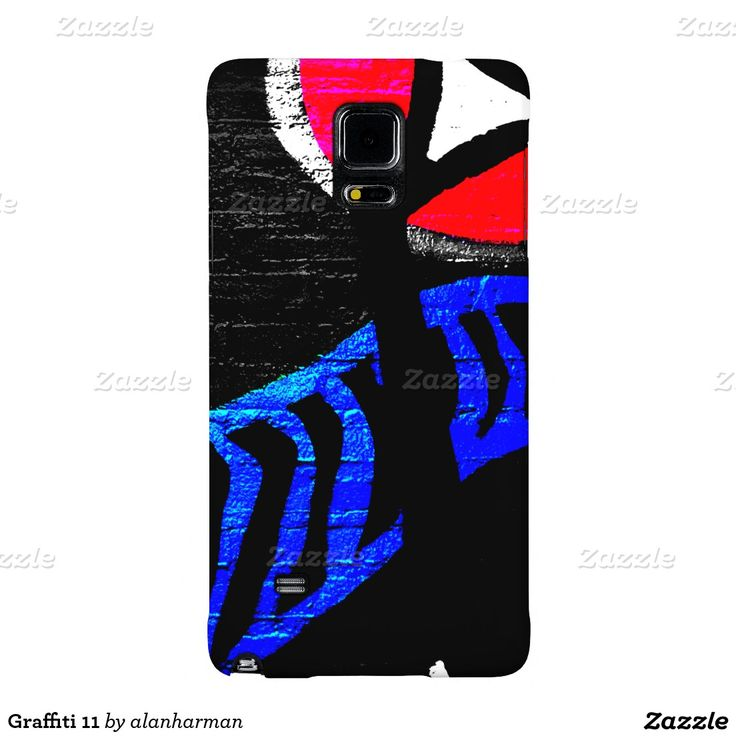 Graffiti 11 galaxy note 4 case