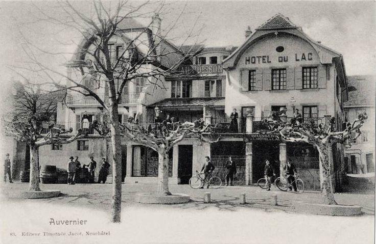Auvernier Hôtel du Lac