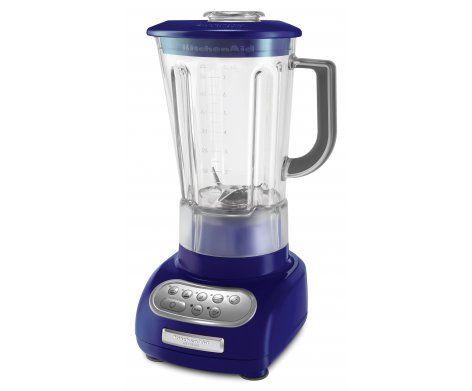 KitchenAid Artisan Blender in Cobalt Blue KSB560