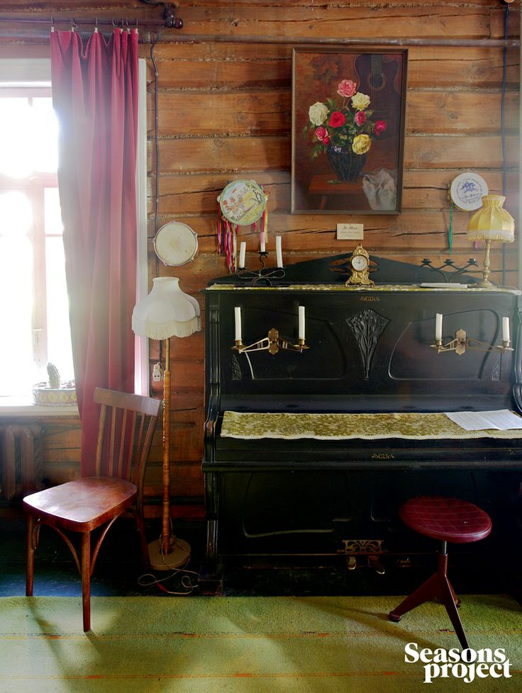 Seasons of life №10 / July-August issue. Быково #seasonsproject #seasons #travel #Russia #Быково #hause #home #interior #decor #piano #old