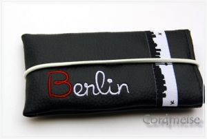Handytasche Berlin Skyline