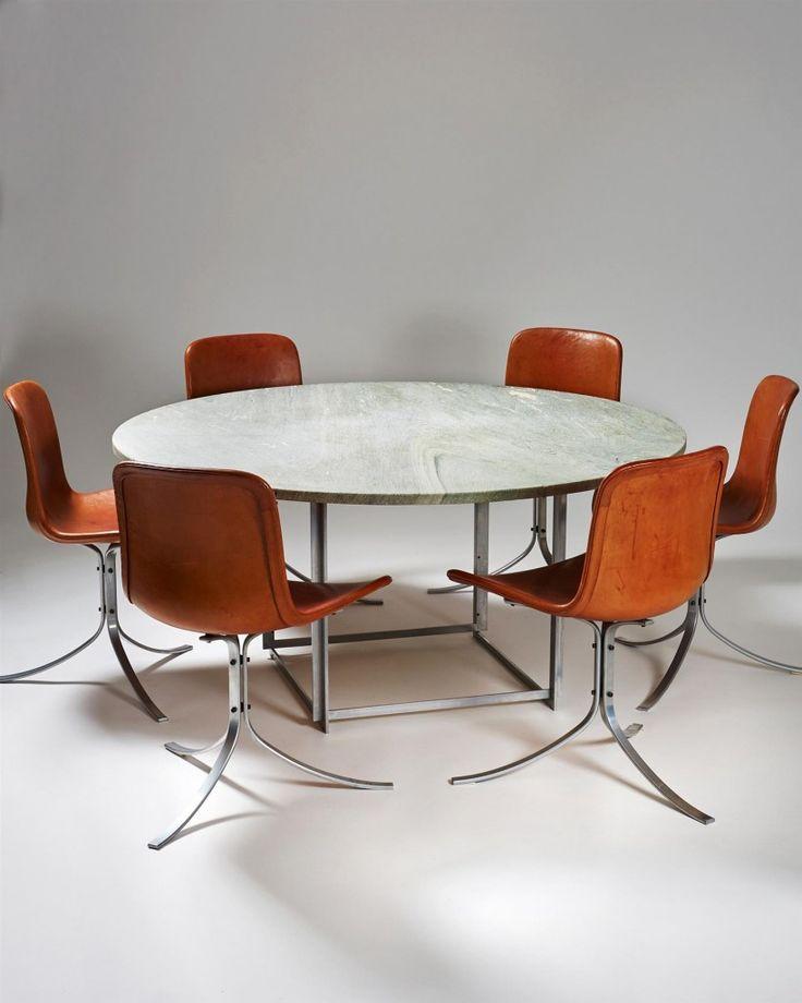 Unique Furniture Poul Kjaerholm Pk54 Fritz Hansen Kjrholm 4 And Perfect Ideas