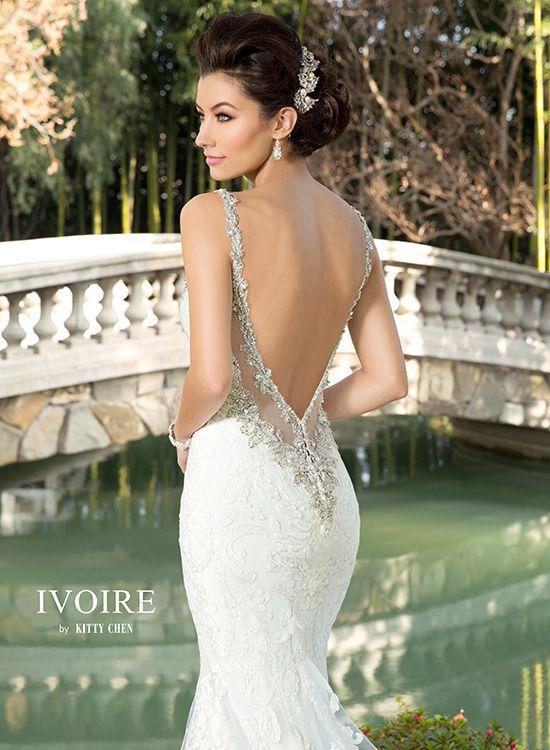 wedding dresses bridal gowns 2016 ivoire new york chelsea