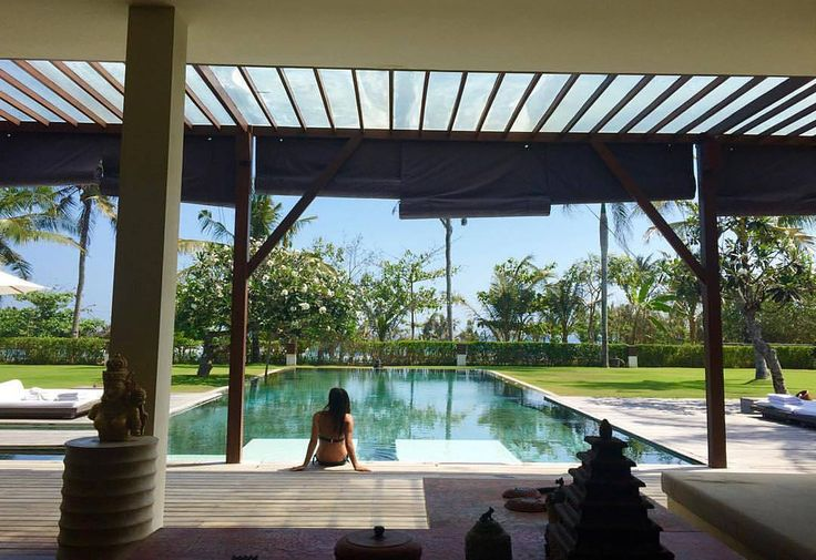 perfect location for #parties, #weddings and other larger events, but also for a relaxing and overwhelming #luxurious holiday stay for larger groups. Located on the #beach of Pantai Seseh has an...