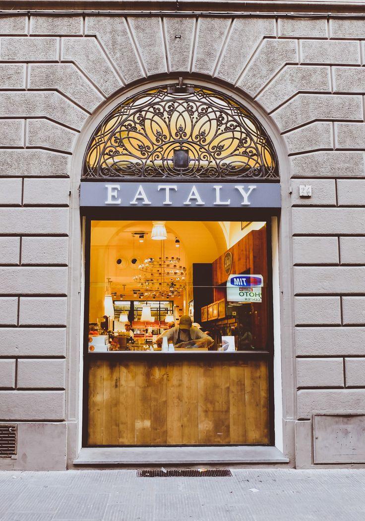 Eataly Florença - A Path to Somewhere