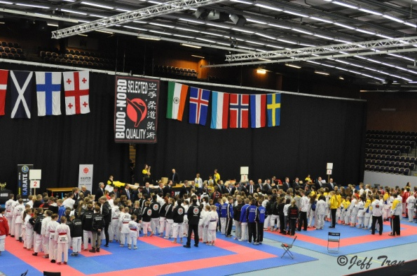 Results Swedish Karate Open 2013