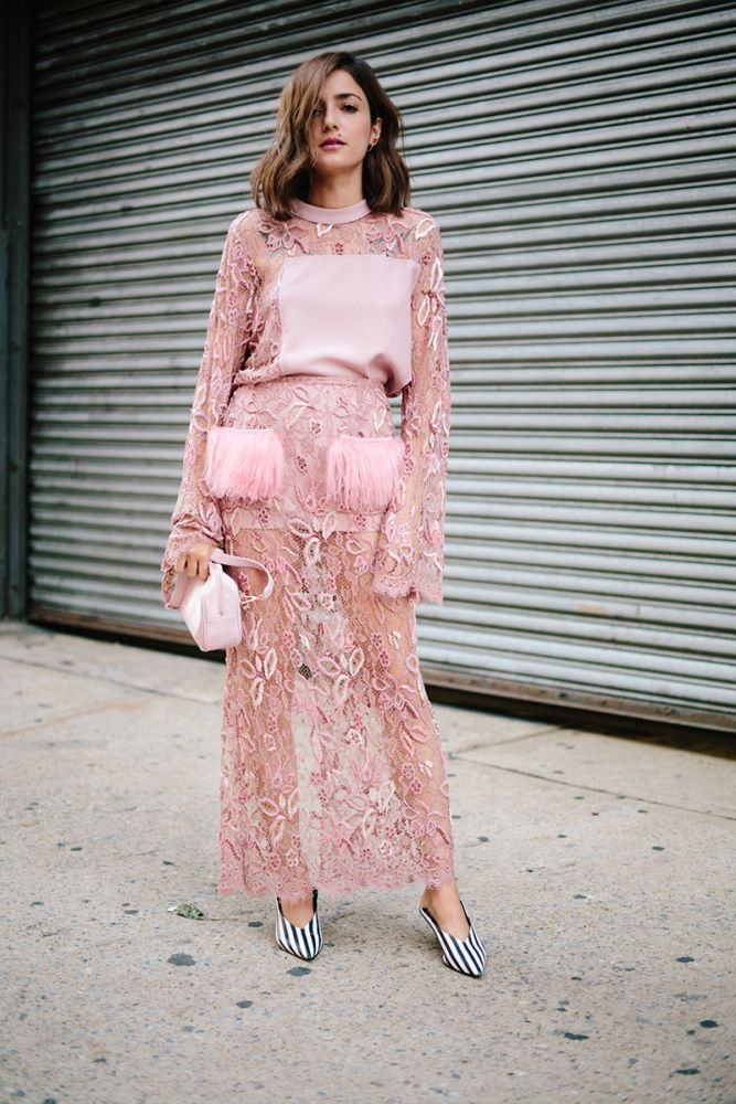 The best of New York Fashion Week street style from the Spring/Summer 2017…