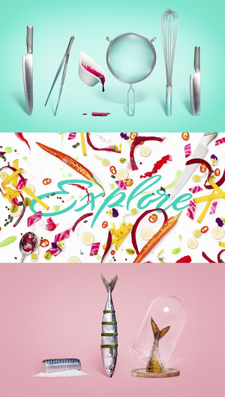 Senses Restaurant   Conceptuele fotografie   Senses by Lars   Brave – Bureau voor marketing, communicatie en design
