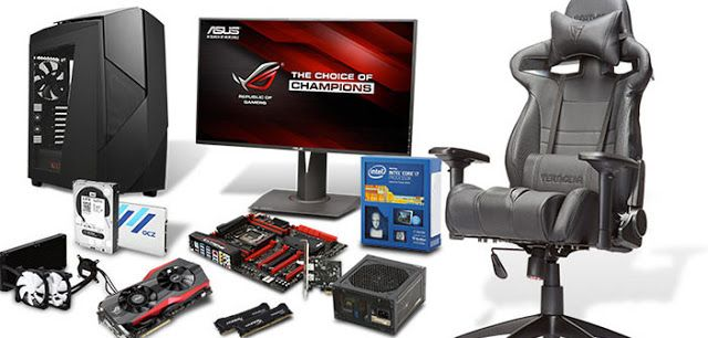 #Giveaway Gaming PC and Graphics Card « iDG | Best Gaming News Sites