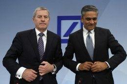 Deutsche Bank gibt sich einen neuen Wertekodex  Anshu Jain und Jürgen Fitschen haben der Deutschen Bank einen Kulturwandel verordnet. Nun legen die neuen Chefs einen Kanon mit Werten und Überzeugungen vor. Und bitten gleichzeitig um Geduld.
