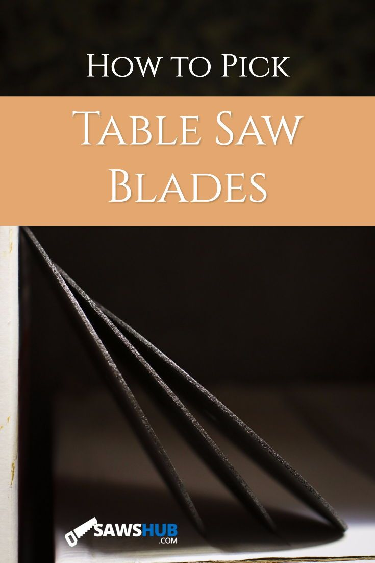 We rank and review the best table saw blades available to ...