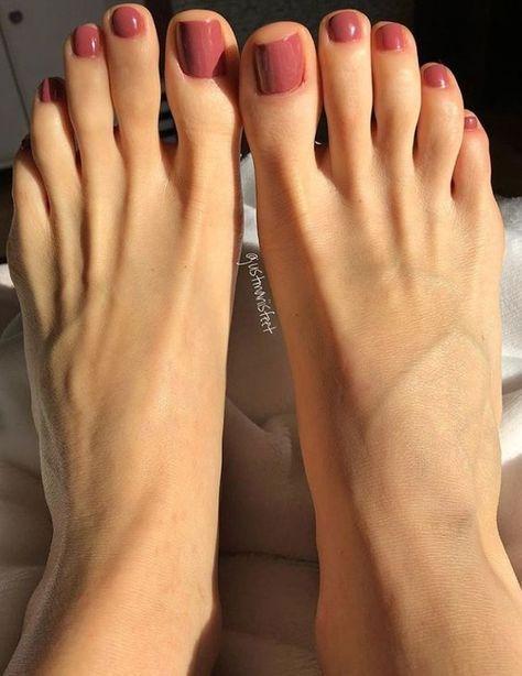 48 entzückende einfache Zehennagelentwürfe, die Sie lieben werden – sexy Füße & Zehen