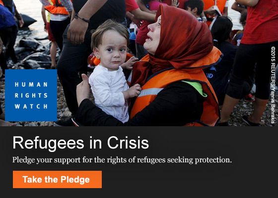 Europe's Migration Crisis | Human Rights Watch