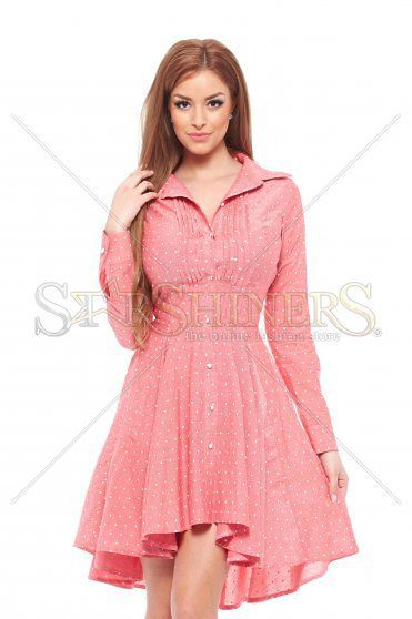 Artista Joyfull Coral Dress