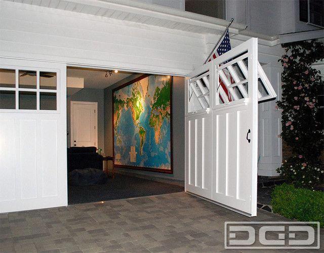 Dazzling Garage Door Makeover Garagedoormakeover In 2020 Garage Door Styles Garage Doors Overhead Garage Door