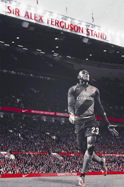 Walberg, Arsenal FC