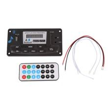 US $8.72 4.0 Bluetooth MP3 Decoding Board Module LED 12V DIY USB/SD/MMC APE FLAC WAV DAE Decoder Record MP3 Player AUX FM Folders Switch. Aliexpress product
