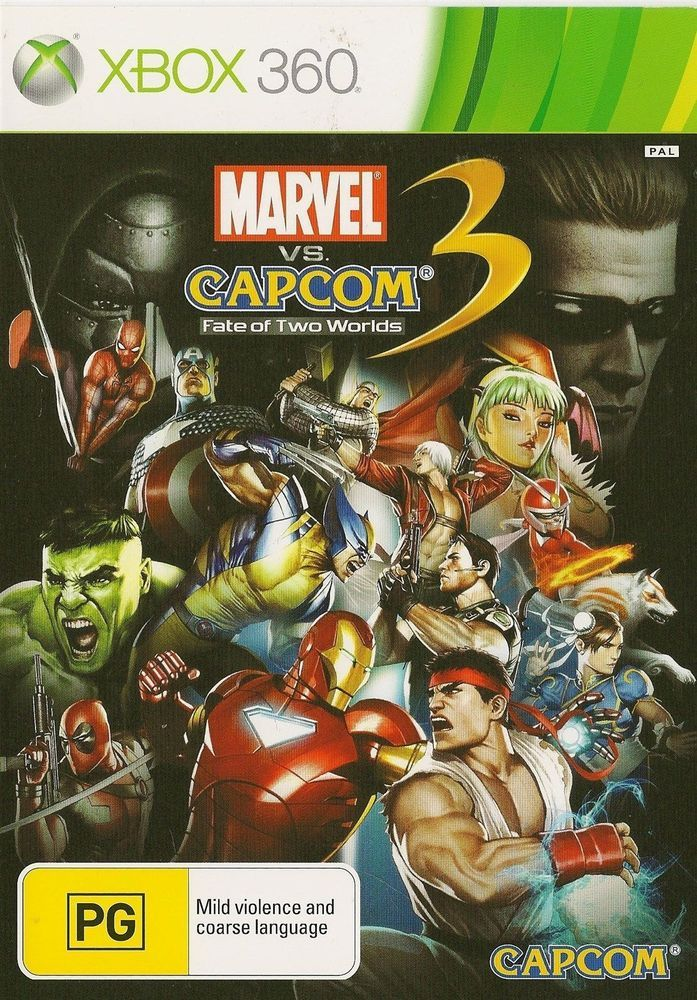 marvel vs capcom 3 manual pdf