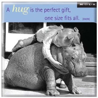 I wanna hippopotamus for Christmas! : )