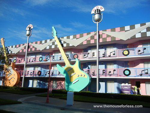 Disney's All Star Music Resort Guide | Walt Disney World
