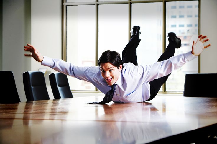 8 Things You Might Do At Your Office Job