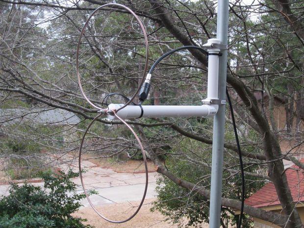 Homemade Uhf Antenna