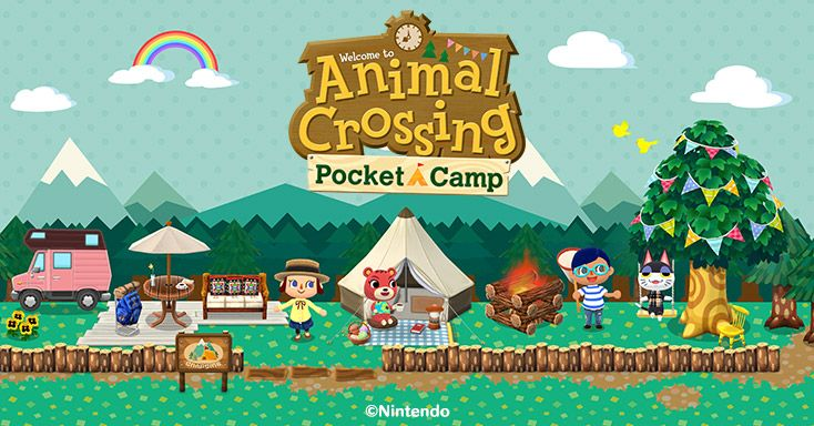 Welcome to the official homepage for the Nintendo smart device game Animal Crossing: Pocket Camp. Relax and enjoy the simple pleasures of camp life...any time you want!