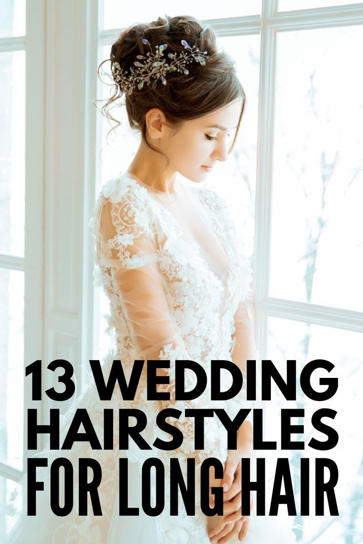 Here Comes The Bride 45 Wedding Hairstyles For All Hair Lengths