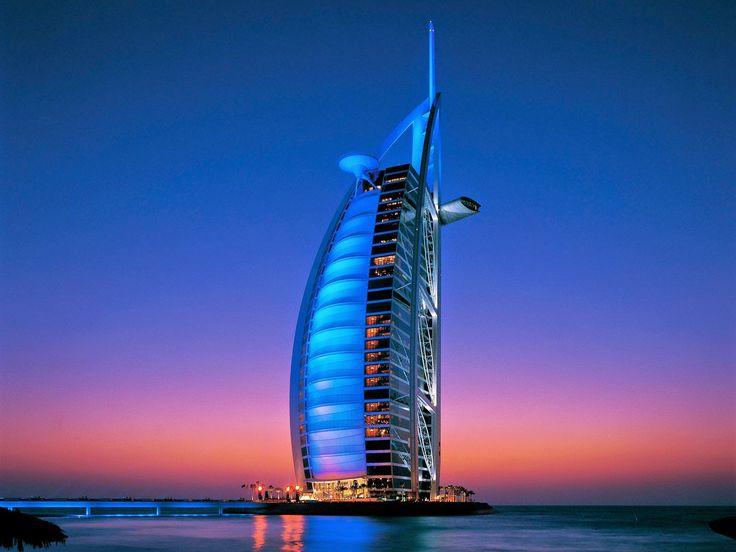 Imagenes Del Burj Al Arab del Arquitecto Tom Wright