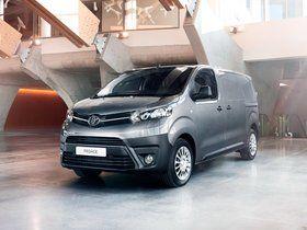 Fotos de Toyota ProAce