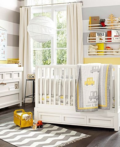 cute boys nursery.