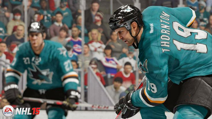 Gaikoku Gamers: NHL 15 Gets First Image Shown