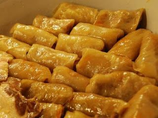Romanian Sarmale (Pickled Cabbage Rolls)