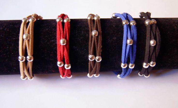 Pulseras de la firma @Debra Morgan pulseras