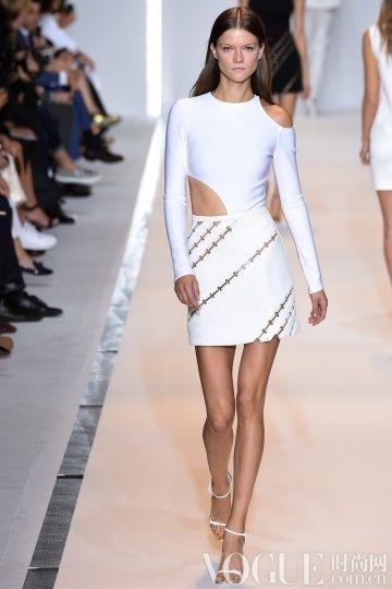 Mugler2015年春夏高级成衣时装秀发布图片489276