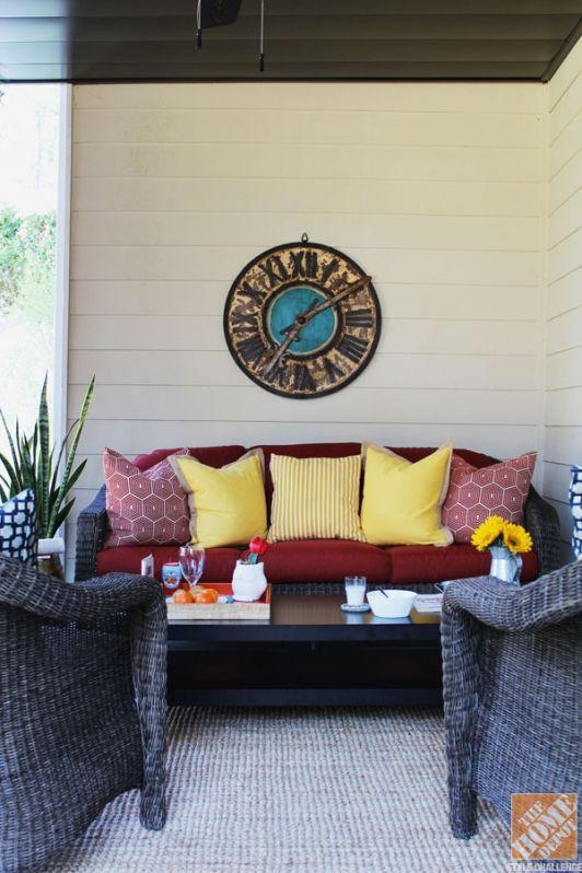 Under Deck Patio Decorating Ideas - Home and Garden Design Idea's