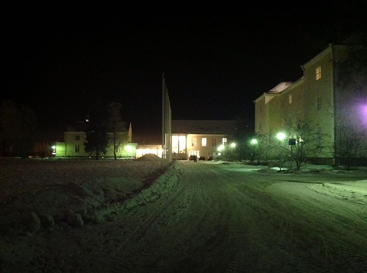 Finnish Lutheran Mission/Missions center. Ryttylä, Finland.