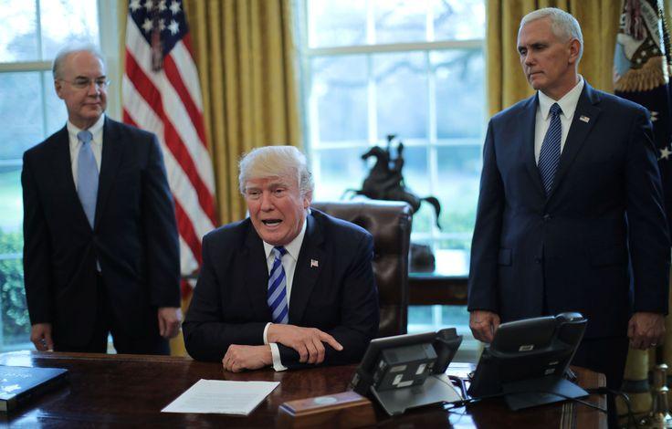 L'essayiste et chroniqueur au New York Times Thomas Friedman s'inquiète de la manière dont Donald Trump mène sa politique.